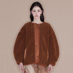 Fleece Jacket [Brown]