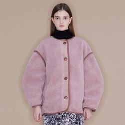 Fleece Jacket [Pink]