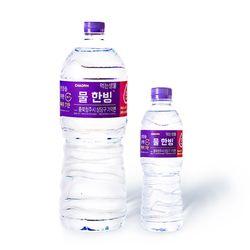 물한빙 생수 500ml 2L
