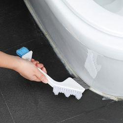 만능 타일 틈새 청소솔 욕실 주방 문틈 브러쉬