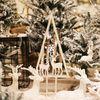 크리스마스장식 내추럴 라이트 트리장식 S사이즈 43cm