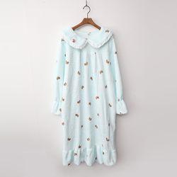 Soft Banana Night Dress