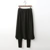 N Gimo Pleats Skirt Leggings