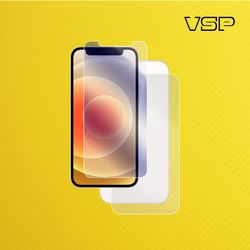 아이폰12 프로 강화유리+얠로우카본후면 보호필름 1매