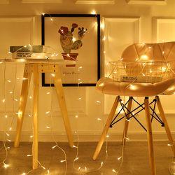 감성캠핑 크리스마스 LED조명 파우치포함 좁쌀전구 10M