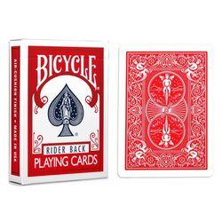 카드게임 바이시클 라이더백 마술 카드