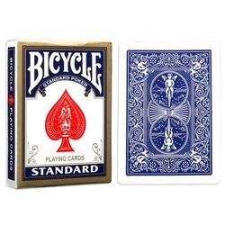 바이시클 스탠다드 포커 마술 카드