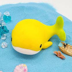 [컬러링 아트토이] 고래 바다편