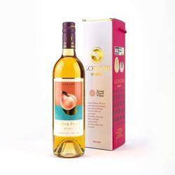 고도리 복숭아 와인