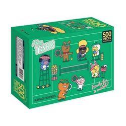 카카오프렌즈 직소 퍼즐 플레이테니스 500피스