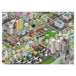 세계지도 시티라이프 - 500PCS 직소퍼즐