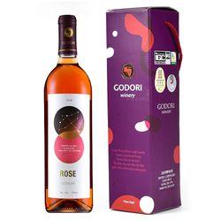 고도리 로제 와인
