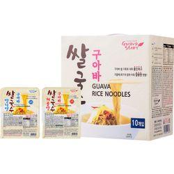 구아바 쌀국수 혼합(멸치맛 5개 + 해물맛 5개) 10개입