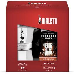 비알레띠 모카 익스프레스 6컵 + 페르페토 헤이즐넛 200g