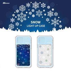SNOW LIGT UP CASE - 스노우 라이팅 아이폰 갤럭시 케이스