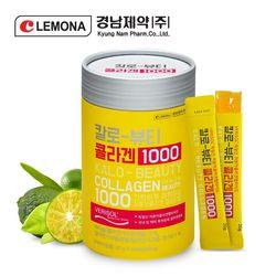 [무료배송] 경남제약 레모나 칼로뷰티100 깔라만시맛 콜라겐 젤리  30포