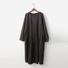 Winter Gimo Oversized Long Dress