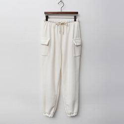 Pocket Jogger Gimo Pants - 기모안감
