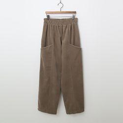 N Corduroy Baggy Pants