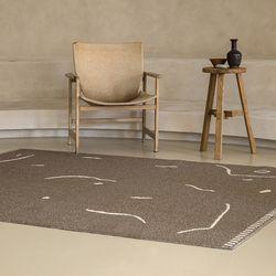 마르티-브라운 사이잘룩 카페트 한평반(180x230)