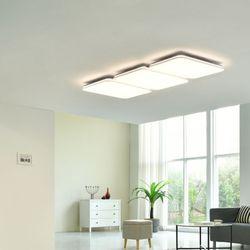 IOT LED 스마트조명 거실등40평형 디밍 앱제어