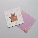 [영이의숲] 낙서 꽃카 엽서