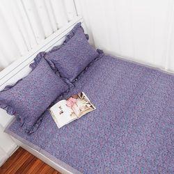 아만다 차렵 침대 패드 카페트 Q