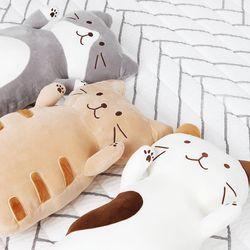 고양이 숙면 베개