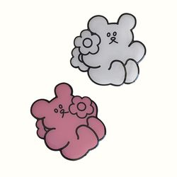 [뮤즈무드] jelly bear tok (스마트톡)
