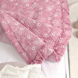 라비나 시어서커 여름 이불 150x205 핑크