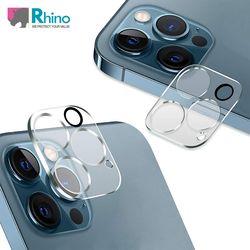 라이노 (아이폰12 미니 프로 맥스) 카메라 강화유리 (2매입)