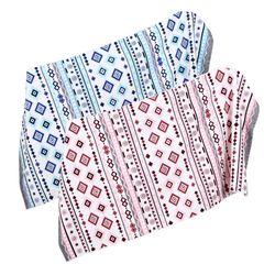 에스닉 패턴 비치타올 수영 샤워 바스 대형타월