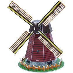20피스 우드락 입체퍼즐 - 네덜란드 풍차 (미니)