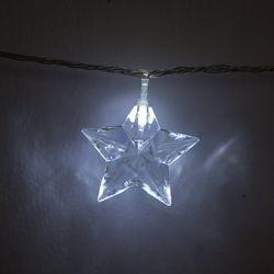 LED 전구캡 별 대 7cm(4개입+1개) TRLECV