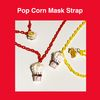 팝콘 마스크 스트랩 (2 colors)
