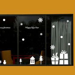 pi401-크리스마스선물그래픽스티커