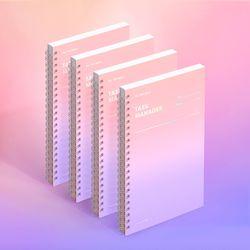 태스크 매니저 100DAYS 컬러칩 - 드림 캐처 4EA