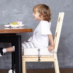 키높이 유아 어린이 식탁 의자 방석 -디자인선택