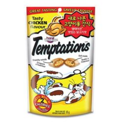 템테이션 맛있는 닭고기맛 85g 12개(1박스)