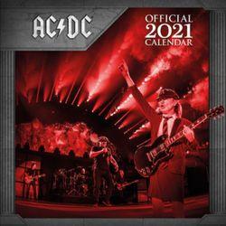 ACDC 캘린더 2021 Calendar 달력