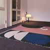 MOONY MANY MORE LILAC DRP RUG size M