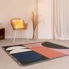 MOONY MANY MORE LILAC DRP RUG size L