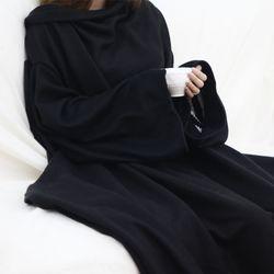 S 입을 수 있는 담요 집순이 담요