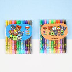 브롤스타즈 12색 색연필 (233648)