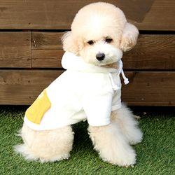 유아러피치 보들보들 후리스 강아지겨울옷
