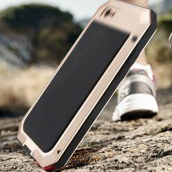 아이폰12프로맥스 강화유리 멀티 하드 케이스 P123