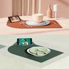 잔잔 휴대폰 거치형 실리콘 테이블 식탁 매트 혼술 혼밥