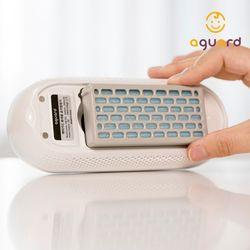 아가드 에어가드 휴대용 공기청정기 교체용 필터 1입