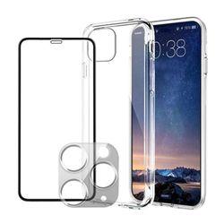 아이폰12 프로 미니 보호세트 케이스+보호필름+카메라필름