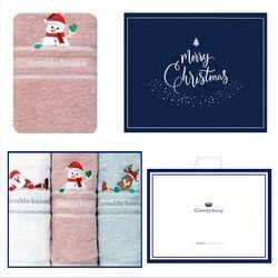 크리스마스 점프 3매케이스+쇼핑백